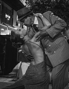 Tango, Dancing, Couple, Argentina