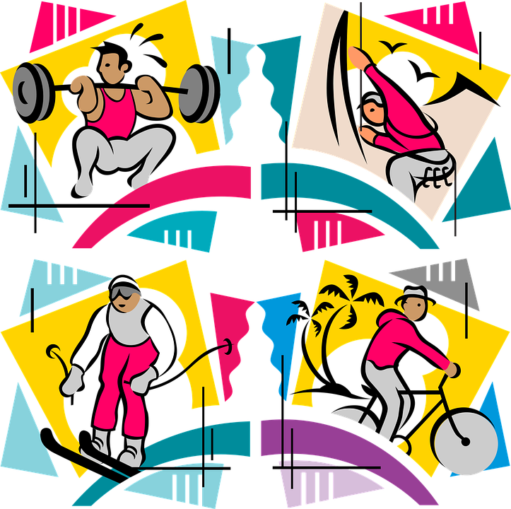 Sports Athlete Workout - Free vector graphic on Pixabay