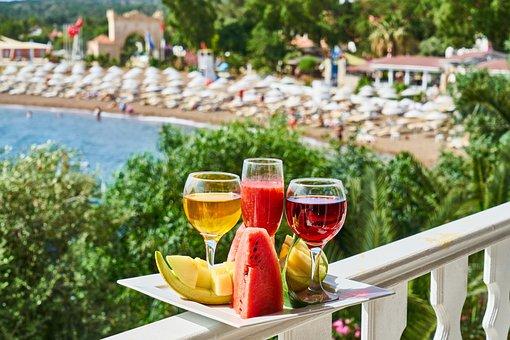 Hotel, Tourism, Fruit, Food, Celebration