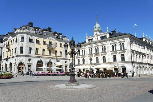 Uppsala, Sweden, Architecture, Facade