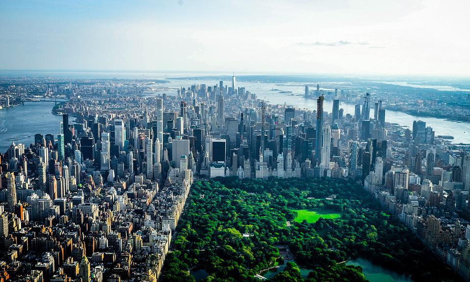 New York, Usa, Nyc, Ny, Manhattan, Central Park, Stadt