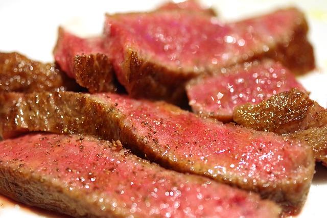 ステーキ, タリアータ, イタリアン, 肉, 牛肉, 食べる, 食品, 食べ物, 料理, レストラン