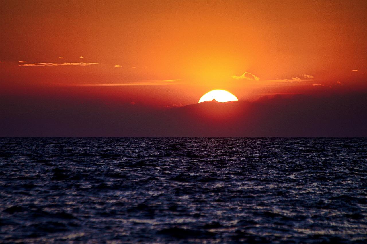 Sunset Background Summer Free Photo On Pixabay