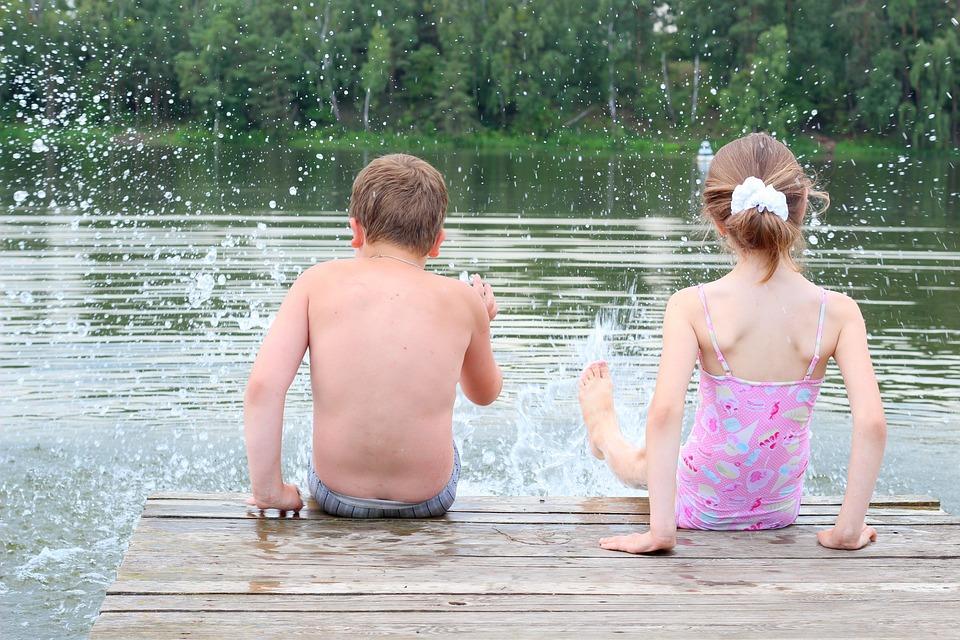 ОСВОД напоминает: около воды, нужно быть особенно внимательными