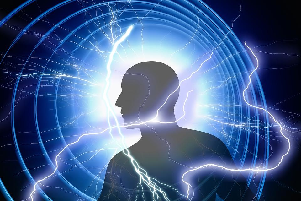 Energie Om Silueta - Imagine gratuită pe Pixabay