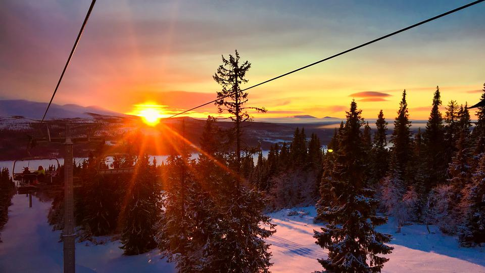 Skifahren über Weihnachten 2019.Weihnachten Winter Skifahren Kostenloses Foto Auf Pixabay
