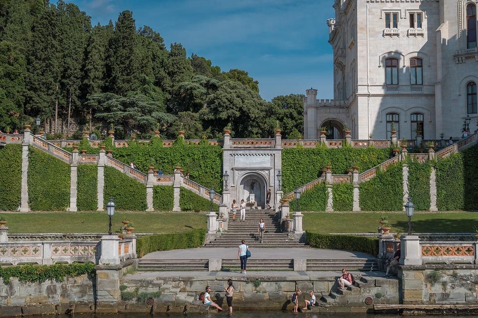 Castello, Italia, Trieste, Architettura, Turismo