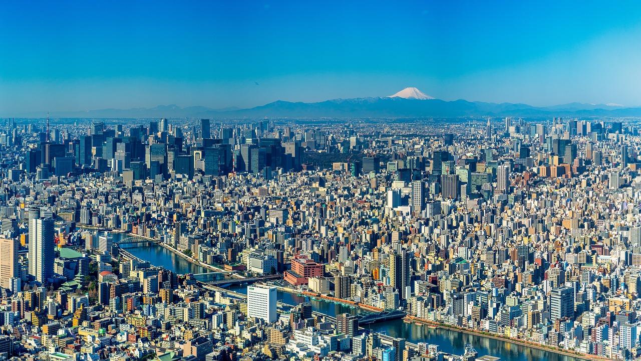 Tokyo Japan City - Free photo on Pixabay