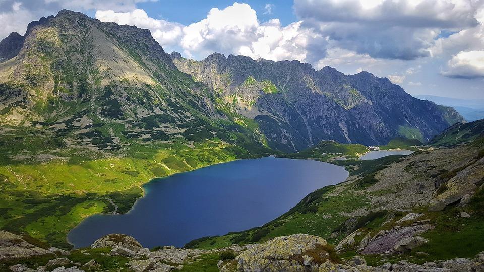 Pięć, Stawów, Tatry, Zakopane, Polska, Tatra Mountains