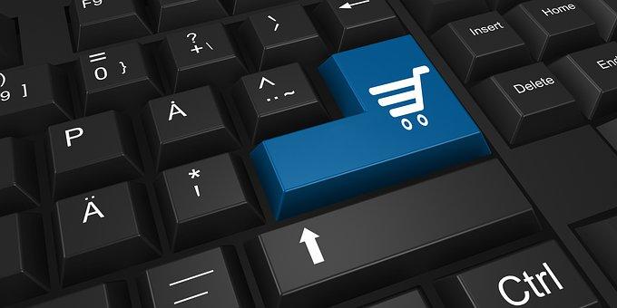 ショッピング, オンライン, E コマース, インターネット, お支払い