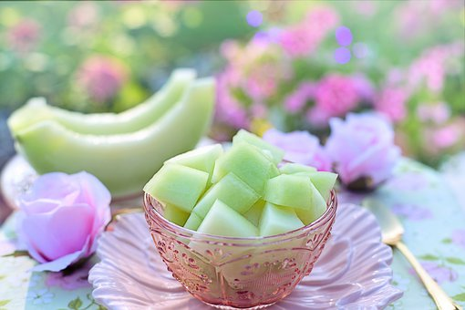 Melon, Honey Dew Melon, Breakfast