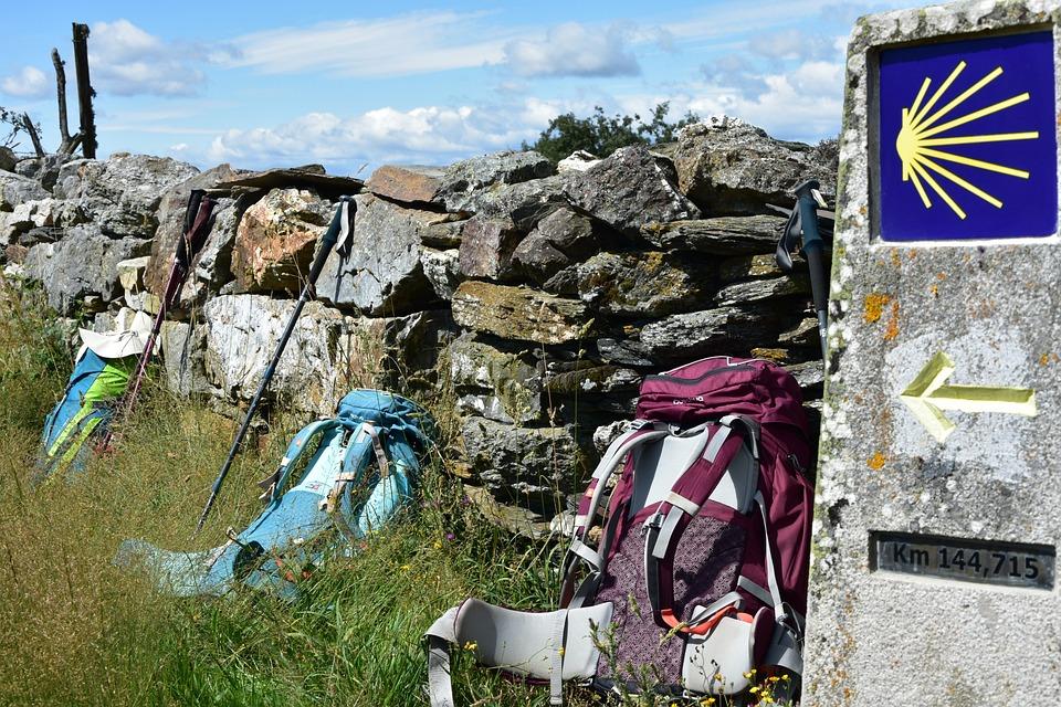 Caminos Patrimonio de la Humanidad en España, Caminos De Santiago De Compostela: Camino Francés Y Caminos del Norte de España
