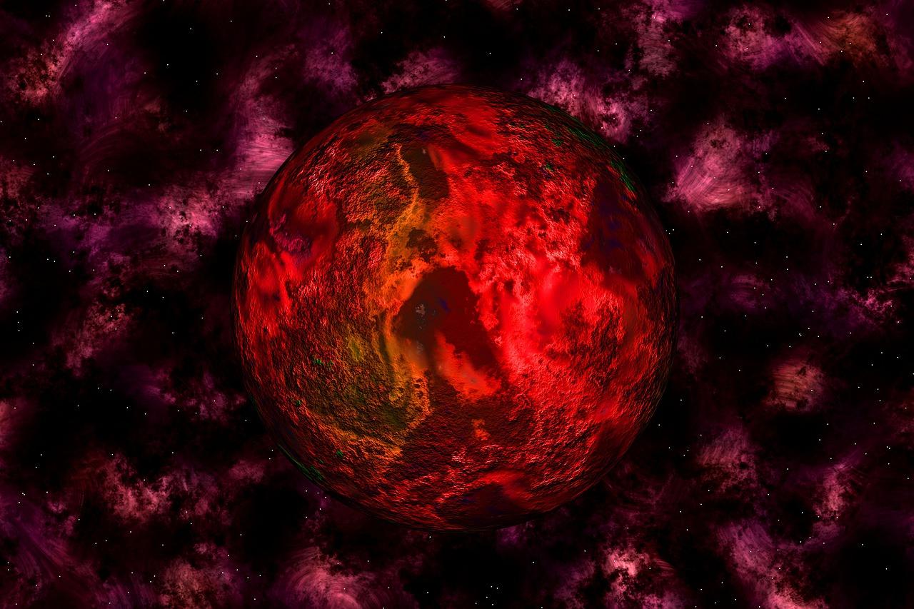 говорили, планета красная картинки узнаете, как