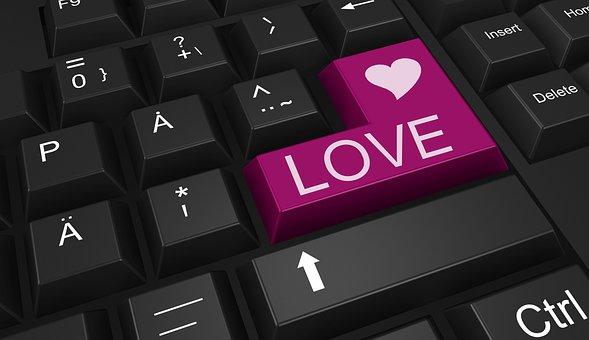 Love, Online, Dating, Site, Web, App