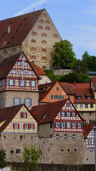 Altstadt, Stadt, Europäische Stadt