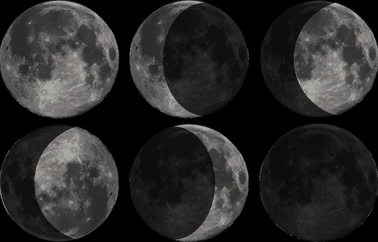 Красивые картинки лунного затмения двухэтажного