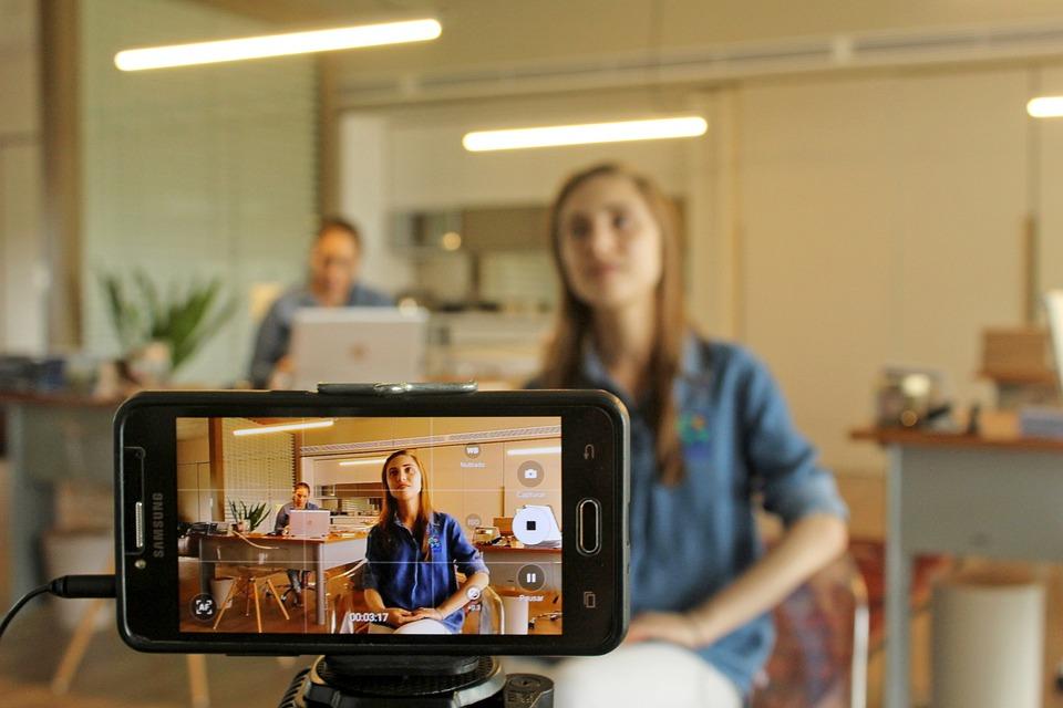 Le Riprese, Cellulare, Fotocamera, Video, Donne