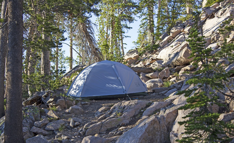 Tent, Backpacking, Camping, Wilderness, Mountain, Trip