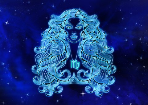 Zodiac Sign, Virgin, Horoscope, Design
