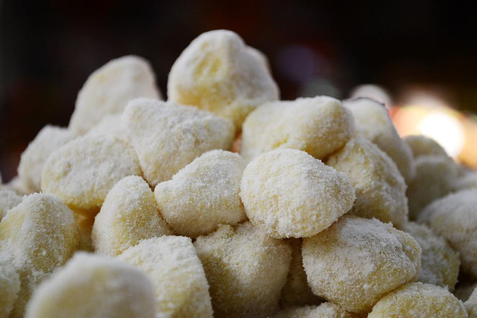 Gnocchi Di Patate, Gnocchi, Alimento, Alimentari