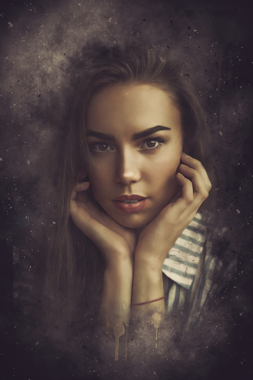 Portrait Fantasy Free Photo On Pixabay