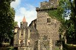 zamek, budowla, architektura
