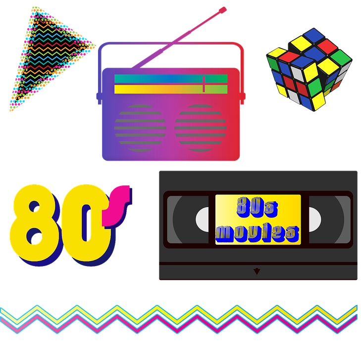 Library of 80s boombox png black and white download png files ▻▻▻ Clipart  Art 2019