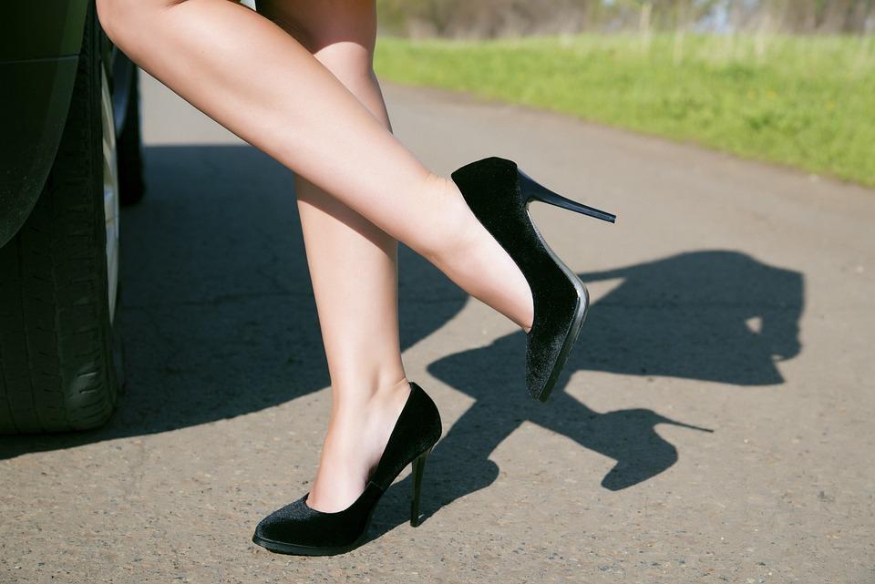 Обувь, Туфли, Шпильки, Ножки, Мода, Женщина, Ноги
