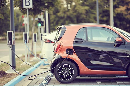 Carsharing, Electric Car, Auto, Smart