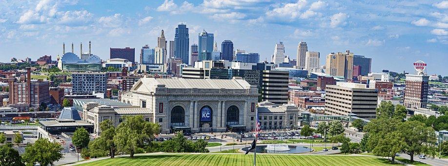Kansas City, Missouri, Union Station, Skyline