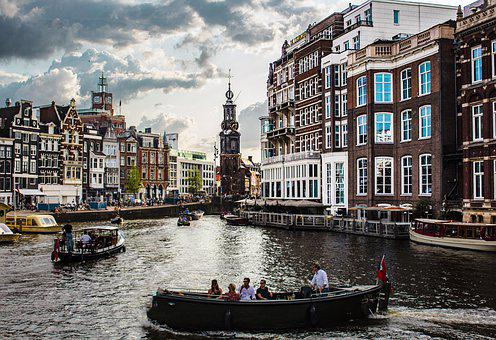 Amsterdam, Trip, Travel Blogger, Tourism
