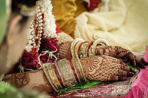 Indian, Henna, Wedding, Bridal, Mehndi