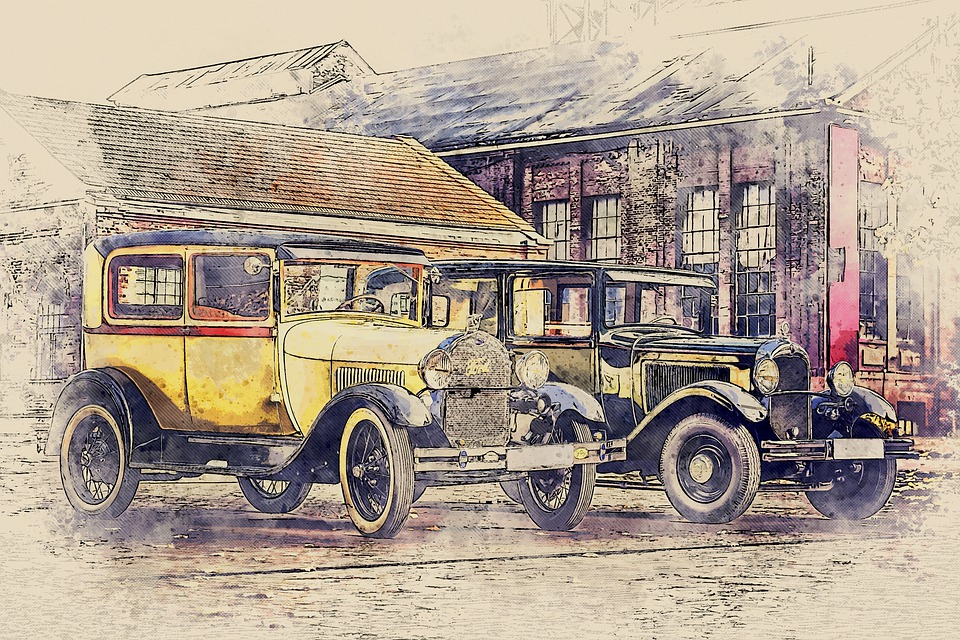 Henry Ford nguoi dat the gioi len bon banh xe