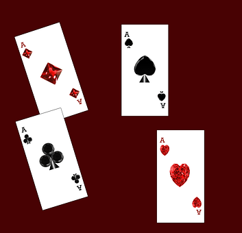Decks, Casino, Heart, Clover, Red, Black