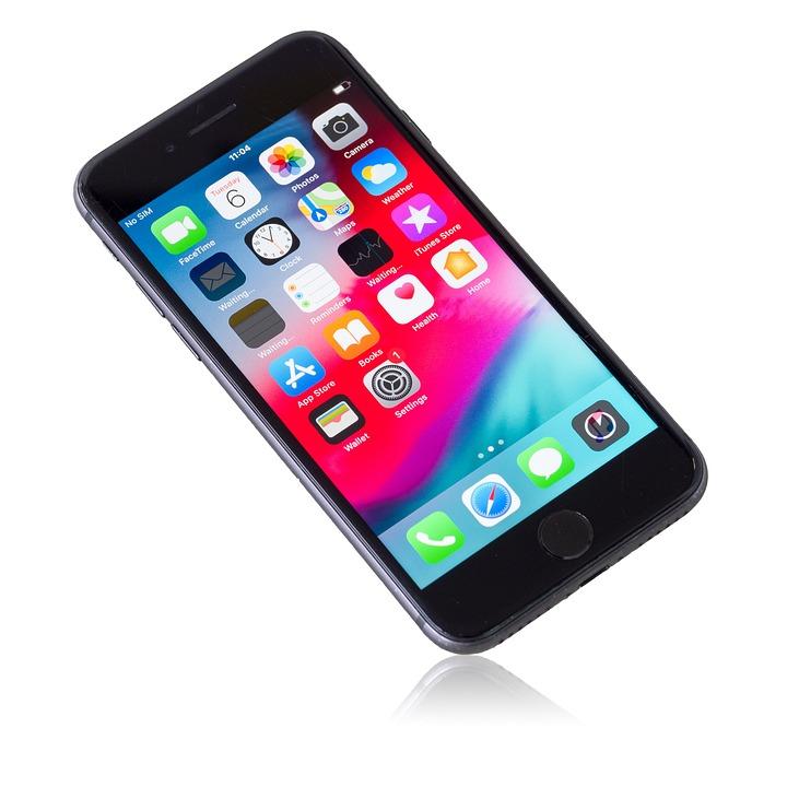 App 3D Apple Iphone 8 Smartphone - Free photo on Pixabay