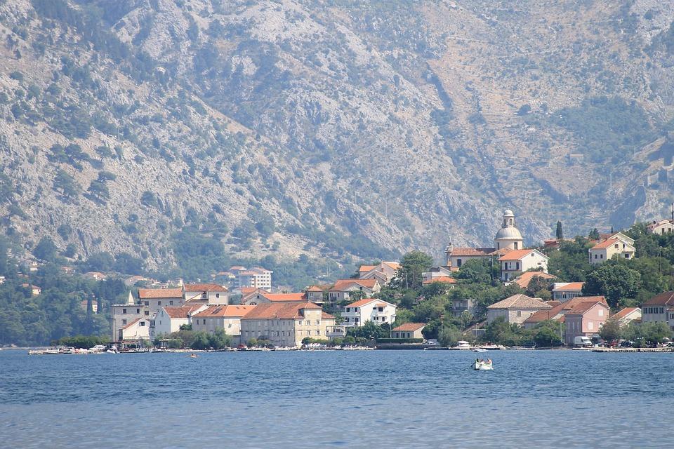 Черногория, Montenegro, Тиват, Котор, Адриатика, Залив