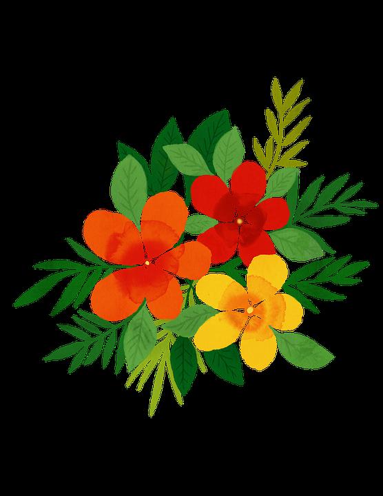 Aquarelle Fleurs Aquarelles - Image gratuite sur Pixabay