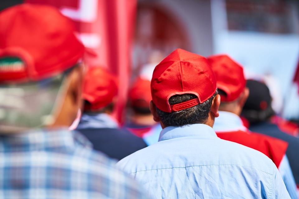 赤, 帽子, メンズ, リア, 裏, 行動, ショー, 試合, 古い, 集まる, 抵抗, 民芸, 自由
