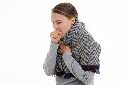 病気, 一般的な風邪, インフルエンザ, 医学, 健康, ショール, 発熱, 薬