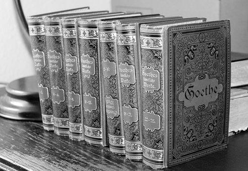 Book, Literature, Classics, Library