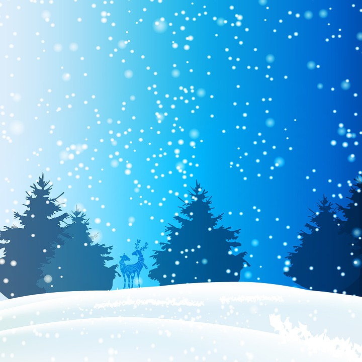 christmas winter background snow free image on pixabay christmas winter background snow free