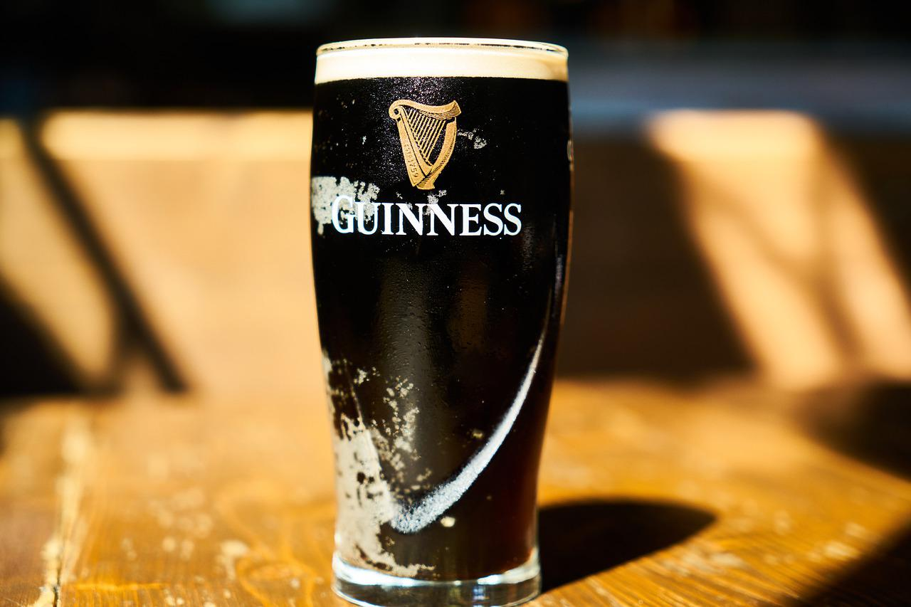 Guinness is not vegan. It contains fish.