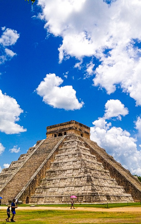 Chichen Itza Ruins Mexico Free Photo On Pixabay