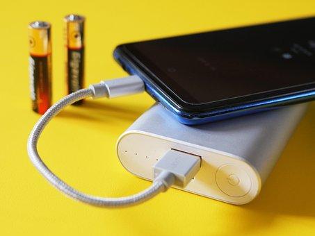 Smartphone, Baterai, Biaya, Charger