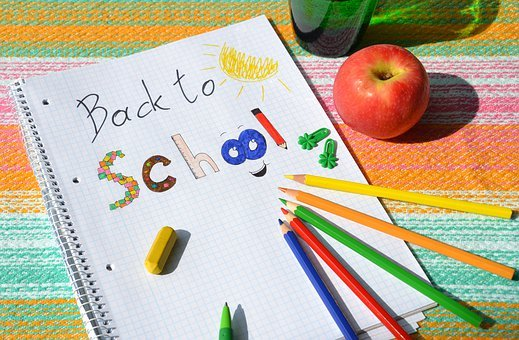 School, Back-To-School, School Starts