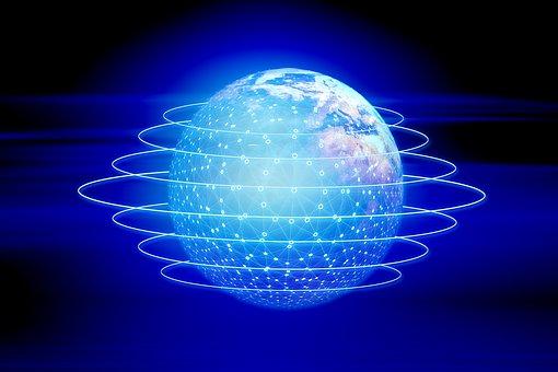 Icon, Electronic, Network, Web