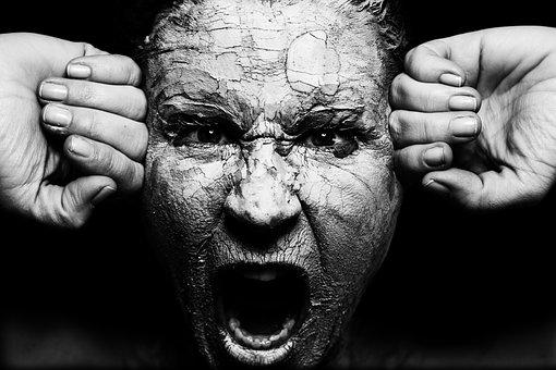La Cara, Mujer, Ojo, Piel, El Arte, Arte
