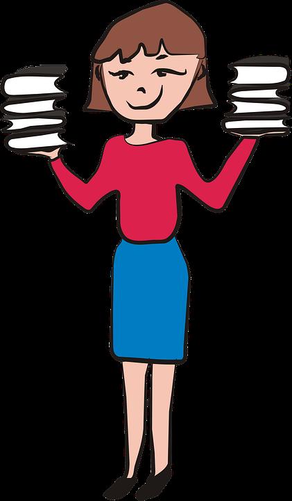 Livre Bibliothecaire Lecture Image Gratuite Sur Pixabay