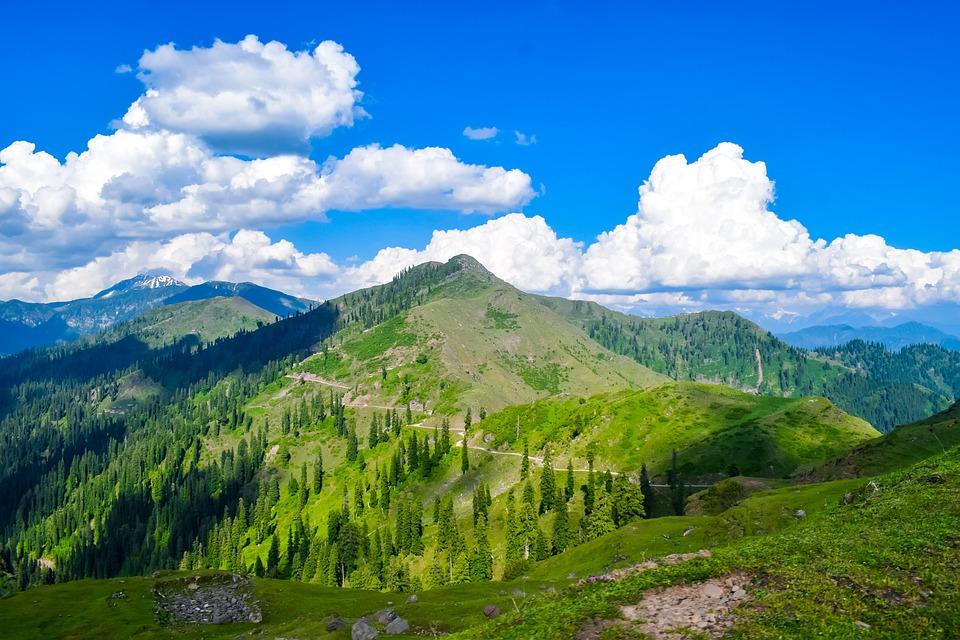 Haji Peer Azad Kashmir, Nature, Landscape