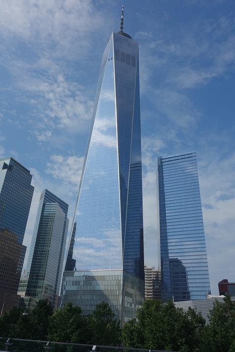 One World Trade Center - Free photo on Pixabay